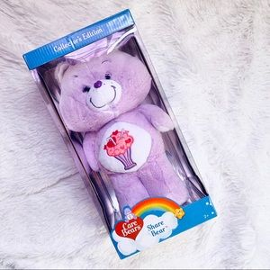 Care Bears Collectors Edition Plush